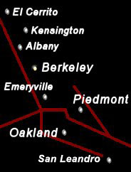 East Bay Cities
